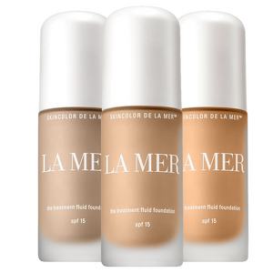 PLA MER The treatment Crème Foundation, older skin makeup