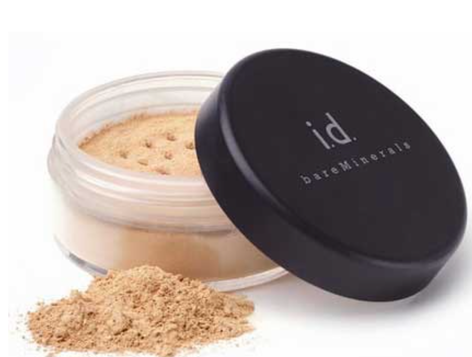 id bare minerals, i.d bare minerals, mineral foundation, loose powder, mineral makeup