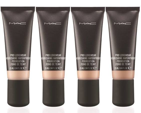 MAC Pro Longwear Nourishing Waterproof Foundation, mac foundation, agmakeup, melbourne makeup artist