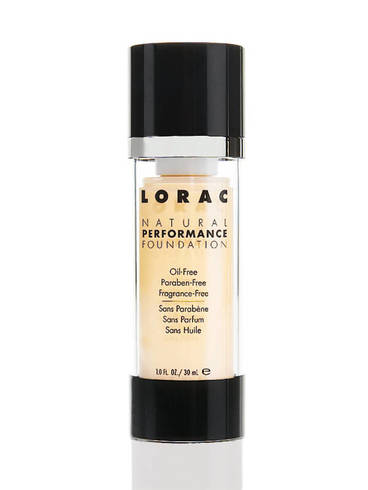 PiLORAC's Natural Performance Foundation, foundation for sensitive skin, sensitive skin foundation