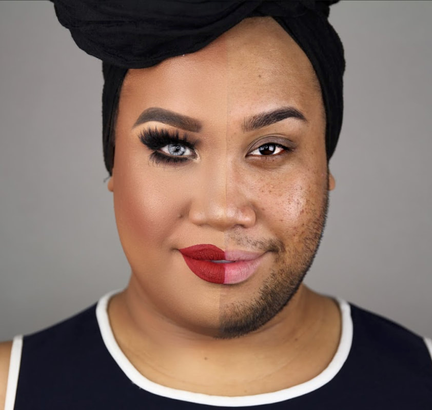 NikkiTurtorials, Nikkitutorials the power of makeup, the powerofmakeup, patrick starrr, patrick starrr the power of makeup